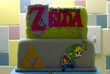 Zelda Party / by Mom on A Line