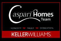 Caspari Homes Team Real Estate Tips / Tips for Selling, Purchasing, Investing in Real Estate