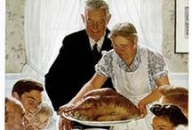 Thanksgiving / Recipes, Good Food, Cool Table Settings, Decorations, Craft Projects --kind of like thanksgiving dinner, you will find a little bit of everything.