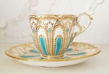 Tea Cups / Some of our favorite tea cups!