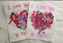 Valentines Project / Theme Ideas
