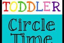 Circle Time Interactive Ideas