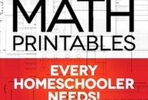 Education - Math for Home School