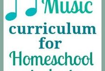 Education - Music 101 for Home School