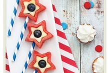 4th July and Memorial Day Party Ideas / 4th July and Memorial Day Party Ideas / by Bird's Party