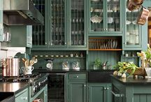 Gorgeous Kitchens / by Chelsey Gilchrist