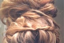 Adorable Hair Styles / by Chelsey Gilchrist
