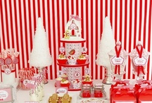 Christmas Holidays Party Ideas / Christmas Holidays party ideas with supplies, printables, recipes, decorations and DIY for Christmas celebrations and evnets