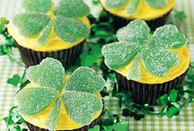 St Paddy's Day / St Patrick's Day party ideas, recipes, DIY, crafts, decorations and fashion