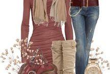 Fashion / by Rachel Bergez