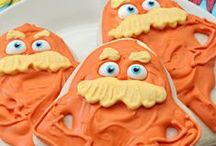 Lorax Pary Ideas / Lorax inspired party ideas with recipes, DIY crafts and decorations, party favors, printables and more, for birthdays, baby showers, weddings and bridal showers, holidays, family or classroom events! / by Bird's Party