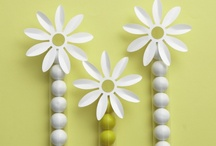Daisy Party Ideas / Daisy inspired party ideas, perfect for Spring parties, weddings, birthdays, showers and holidays