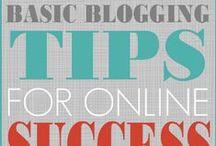 Blogging Tips & Info