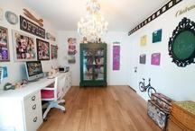 Brainiac Studio / Office Spaces / by Crafty Brains
