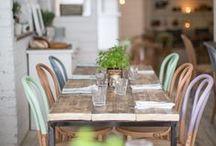 d i n i n g r o o m s / Beautiful dining rooms...