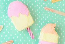 Ice Cream Social / Ice Cream Social party ideas with recipes, DIY crafts and decorations, party favors, printables and more, for birthdays, baby showers, weddings and bridal showers, family or classroom events! / by Bird's Party