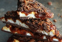 Sweets. / Desserts and sweet treats that look amazing / by Melissa MacPherson