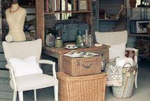 g r e e n h o u s e b a r n / Our former shop in Senoia...