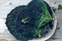 foodie: leafy greens