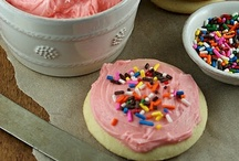 Baking and sweets obsession / by Andrea Pinson