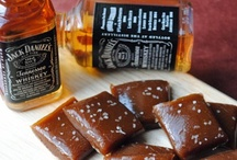 Boooooze. / foods with the common theme of booze / by Melissa MacPherson