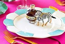 Creative Centerpieces and Tablescape Ideas / Creative Centerpieces and Tablescape Ideas / by Bird's Party