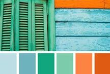 Fabrics and Colors
