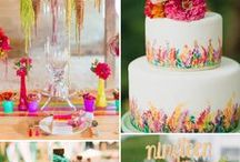 Inspiration and Mood Boards / Inspiration, palette and mood boards for party ideas with supplies, printables, decorations and DIY for birthdays, showers, baby showers, school events, holidays, weddings or parties