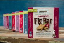 Nature's Bakery Fig Bars / Fig Bars!