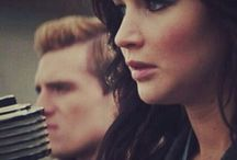 Hunger Games and Cast / by Ashley Lemley