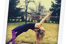 """Yoga for Every Body / """"Yoga is the journey of the self, through the self, to the self."""""""