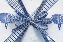 I love Blue and White / ❈ Thank you for following me!! ❈