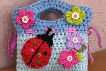 Crochet Purses and Totes