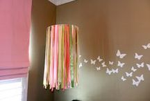 Garland/Bunting/Mobiles / by Katie Smyklo