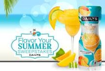 Mango Tango Margarita / Flavor your summer with Daily's Cocktails! Make some sweet memories this year by throwing an impromptu party for your girlfriends. Serve homemade mango salsa with tortilla chips, blast the tango inspired tunes and raise your pouch to the unofficial start of cocktail season!  Enter daily for chances to win a tropical Grand Prize Trip for Two to the Bahamas or flavorful, fun daily prizes! http://dailyscocktails.com/promotions #FlavorYourSummer #MangoTango / by Daily's Cocktails