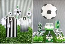Football Soccer Inspired Party Brazil 2014 / Football or Soccer Inspired Party Ideas  / by Bird's Party