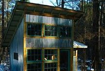 Tiny Houses / by studio|C the conversation piece workshop