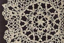Crochet Doilies and Coasters
