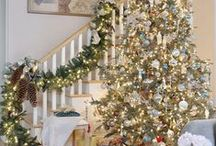 Christmas / decorating for Christmas / by Lisa Benson