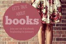 Living Outside the Stacks: Books We've Read / Books we've read for the #TeamLOTSReads Book Discussion Group / by {Living Outside the Stacks}