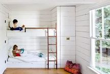 Bunk Haven / Bunk beds and storage solutions for kids / by Alston Wise