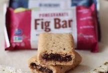 *NEW* Gluten Free Fig Bars / *New* Gluten Free Fig bars