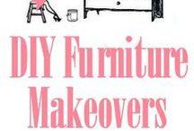 DIY Furniture Makeovers / DIY Furniture Makeovers featured at http://diyfurnituremakeovers.com