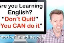 ENGLISH / angl. gramatika, výslovnost, konverzace
