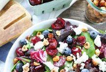 Salads That Taste Good / Salad Obsession. Salads that look great & taste even better!