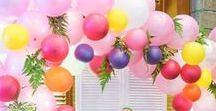 Party Ideas by Party Bloggers / The best party ideas, events, celebrations, festive crafts, DIY projects, recipes and eye candy from top party bloggers!