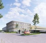Het Klooster Nieuwegein - the Netherlands / XL distribution centre with an open and soft character
