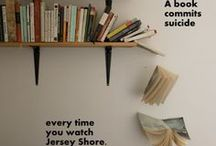"""Books / """"a house without books is like a room without windows"""" / by Kimberly Grosse"""