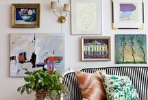 Interiors / by Anne Talbot Downey