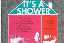 Bridal Shower Invitations & Ideas / Inspiration & Invitations for a fabulous Bridal Shower!